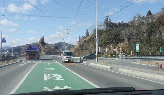 202103081340 県道大島線から三陸道へ入る w1024 P1740153.jpg
